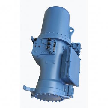 Toko SQP432-50-21-14-86DBD-18 Triple Vane Pump