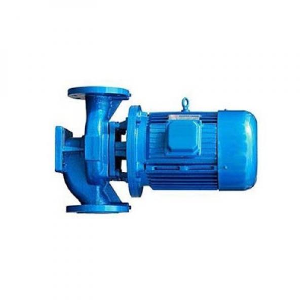 Toko SQP421-50-21-11-86BBB-18 Triple Vane Pump #1 image
