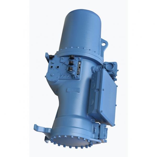 Toko SQP432-50-21-14-86DBD-18 Triple Vane Pump #1 image