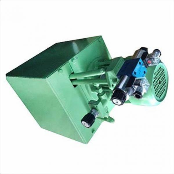 Yuken PV2R33-60-116-F-RAAA-31 Double Vane Pumps #1 image