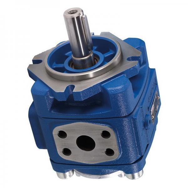 Toko SQP211-21-11-3-86CCC-18 Triple Vane Pump #1 image