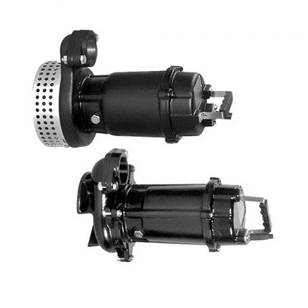 Toko SQP4-50-86A-L-18 Double Vane Pump #1 image