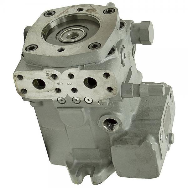 Vickers 3520V-25A8-1AA22L Double Vane Pump #1 image